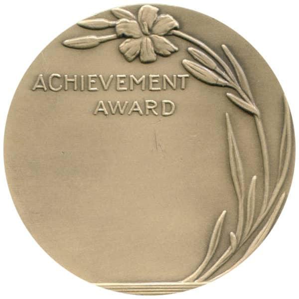 Medalcraft Mint Achievement Award