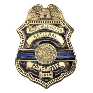 Police Week Badge