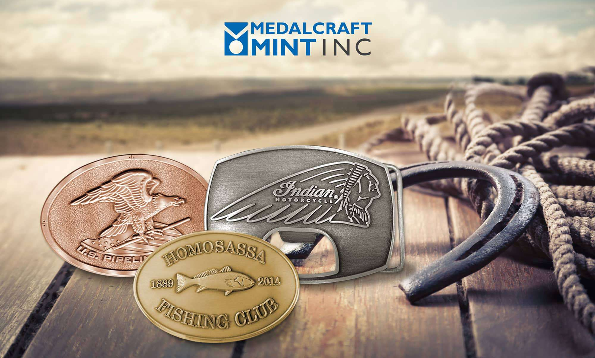 Custom logo belt buckles create a distinguished commemorative