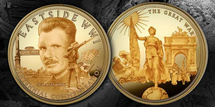 Medalcraft Mint Custom Medal Striking