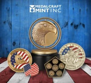 USA-Made Medallions