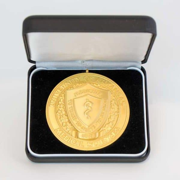 Medalcraft Mint Boxed academic medallion