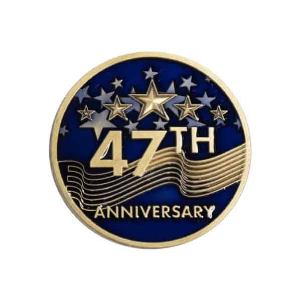 Medalcraft Mint anniversary coin