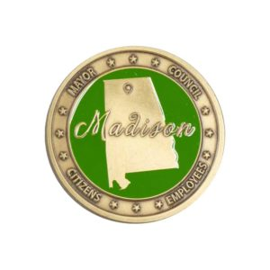 State challenge coin