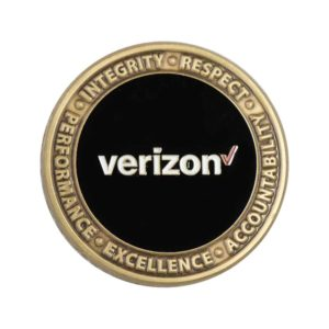 Verizon coin
