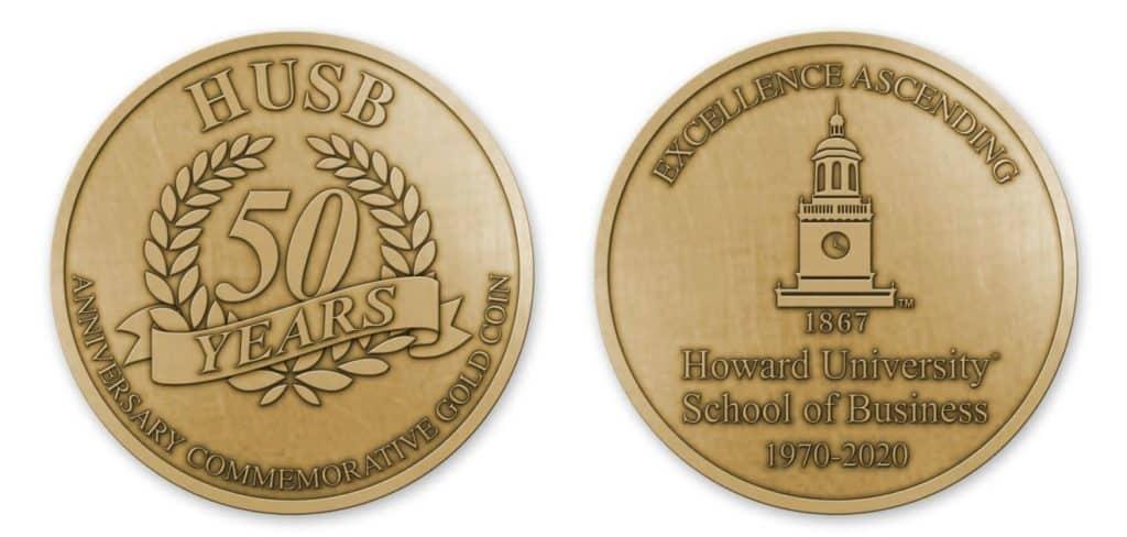 brass challenge coins
