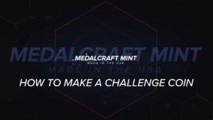 How to make a challenge coin – VIDEO