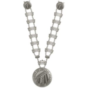 Medalcraft Mint Chain of Office –University of Central Arkansas 3 Medallion