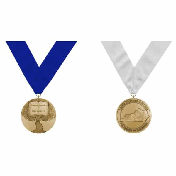 Medalcraft Mint Collegiate Medallions –Lewis Honors College