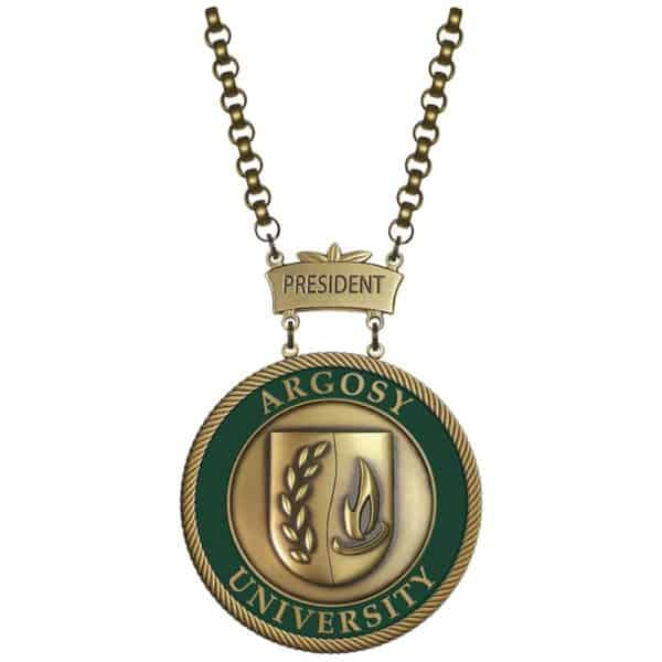 Medalcraft Mint Collegiate Medallions –Argosy University