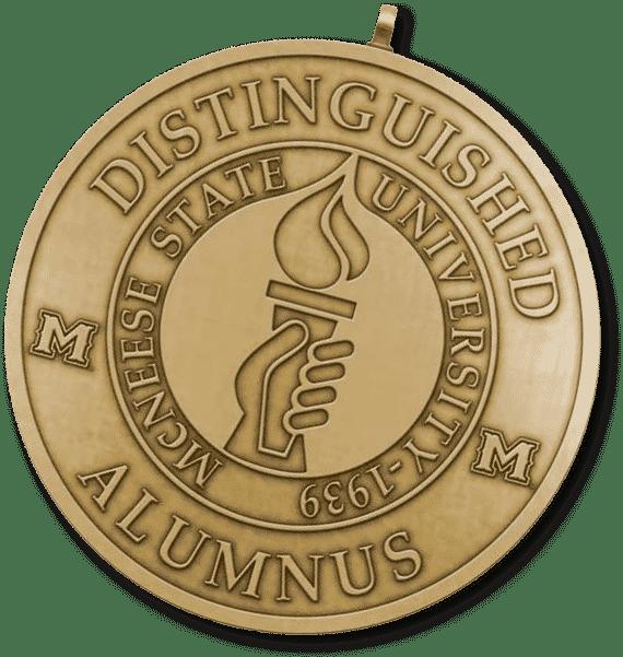 Medalcraft Mint Medal