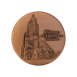 Medalcraft Mint Diocese of Lafayette