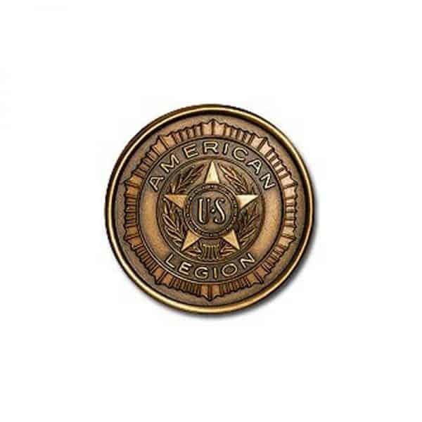 Medalcraft Mint American Legion Coin