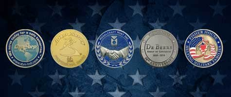 Medalcraft Mint Corporate industries graphic