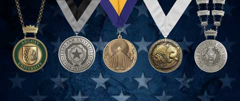 Medalcraft Mint Education industries graphic