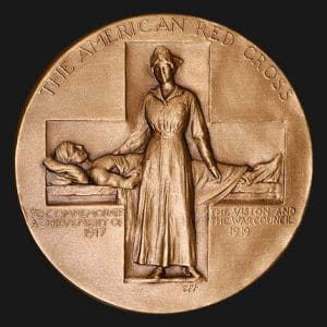 The American Red Cross Medal