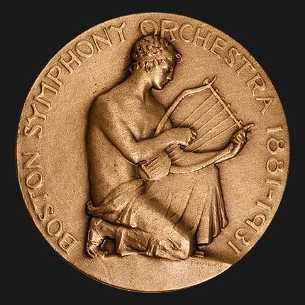 Medalcraft Mint Boston Symphony Orchestra Medal