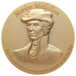 Large 5 inch medallion