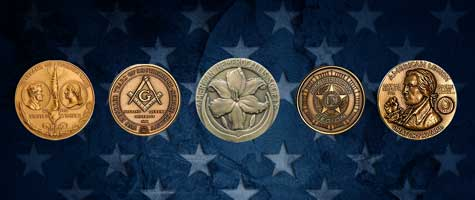 Medalcraft Mint Organizations industries graphic