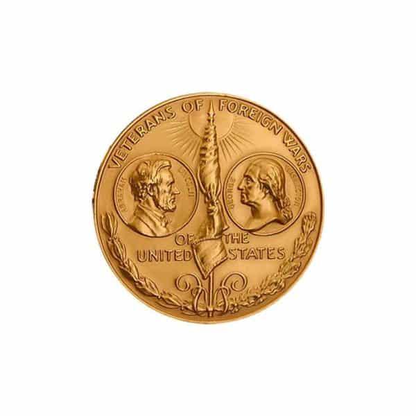 Medalcraft Mint Veterans of Foreign Wars Medal