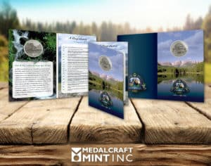 Medalcraft Mint coin cards