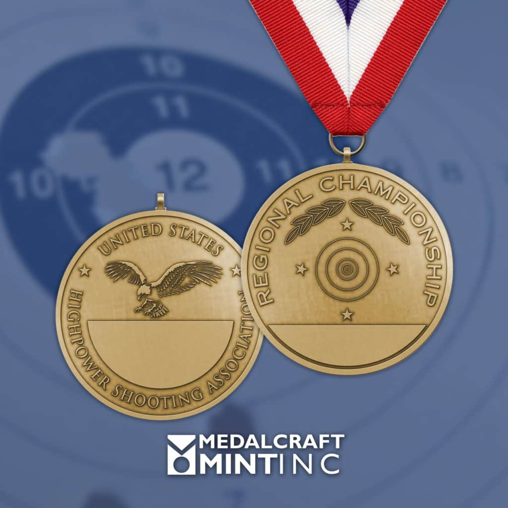 Medalcraft Mint Competition Medallions