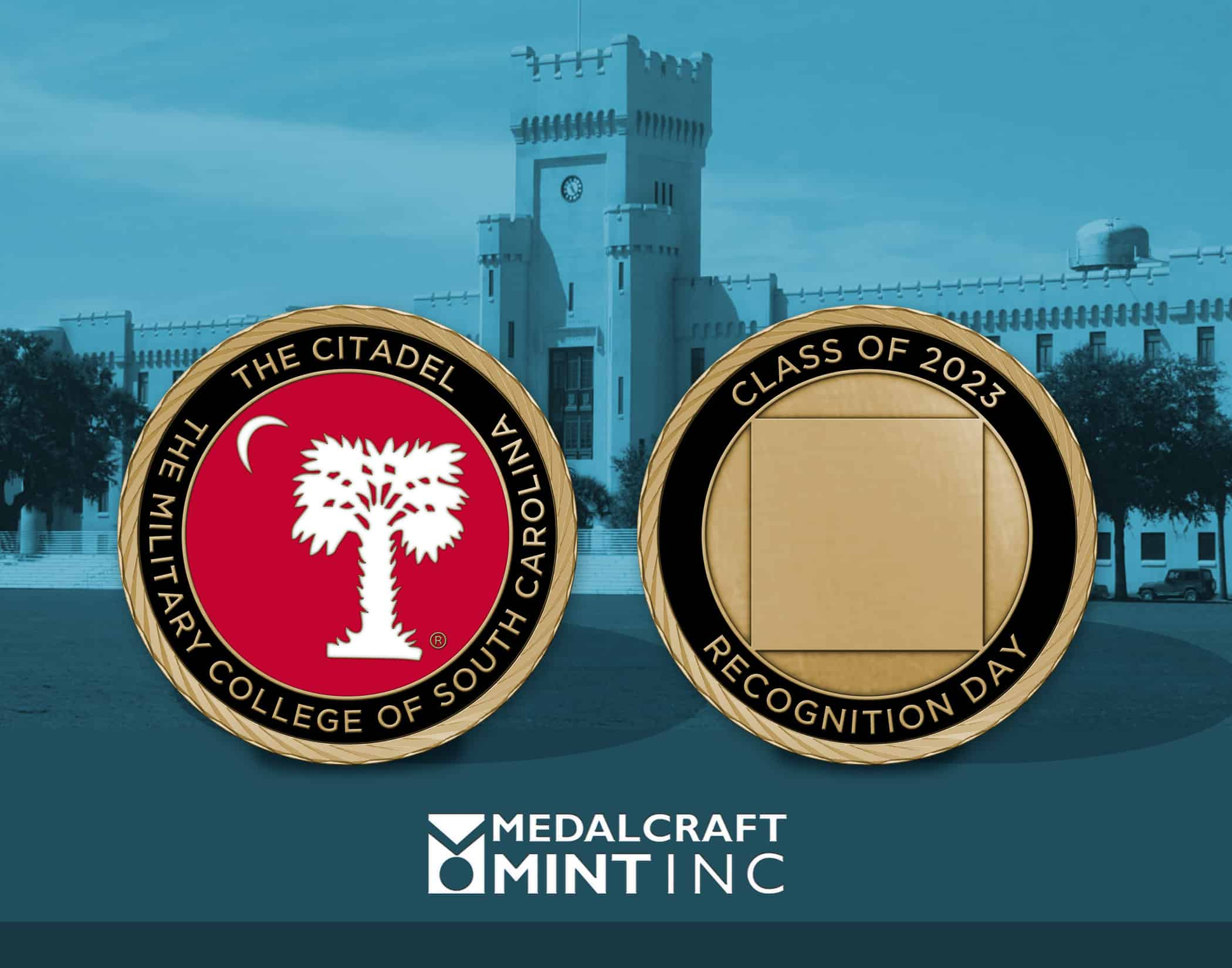 Medalcraft Mint Challenge Coins