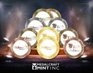 Medalcraft Mint Service Medallions