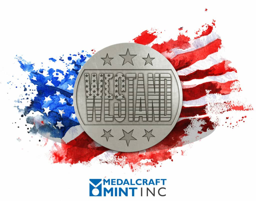 Medalcraft Mint Custom Lapel Pins
