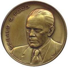 Gerald R. Ford Inaugural Medallion