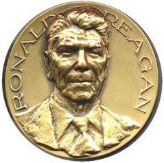 Ronald Reagan Inaugural Medallion
