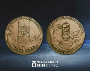 Medalcraft Mint commemorative medals