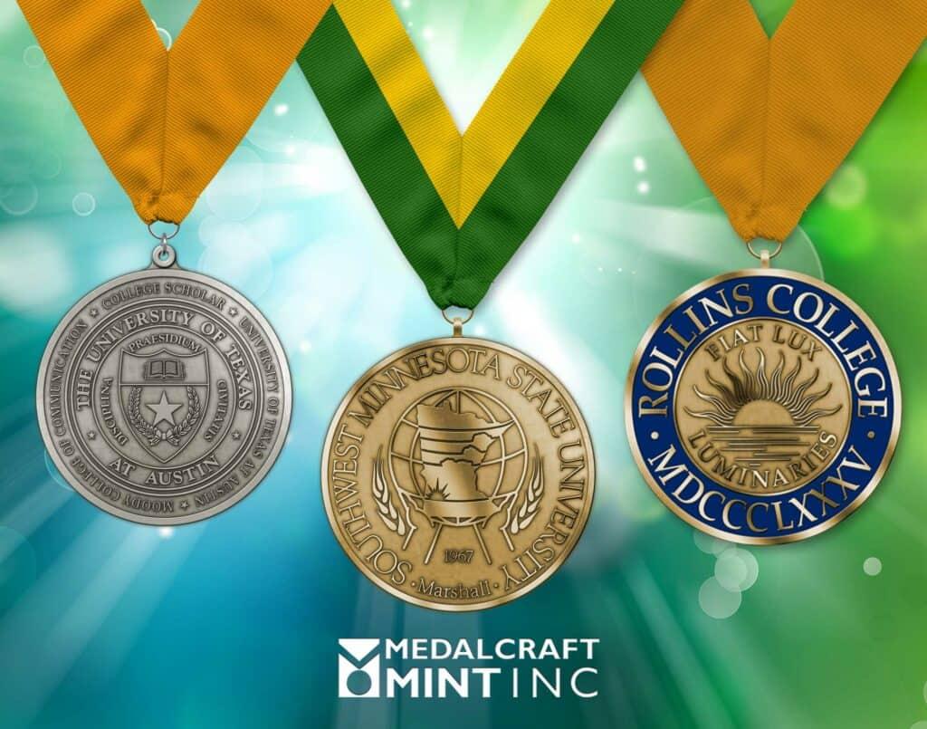 Medalcraft award medals
