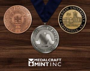 Medalcraft Mint custom medallions