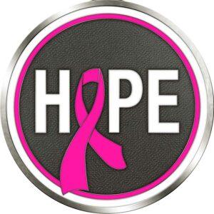 Hope Breast Cancer Medal