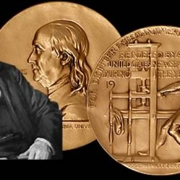 Medallic Art & Mint – Pulitzer Prize Award Medal